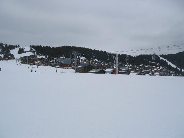 La ligne en hiver